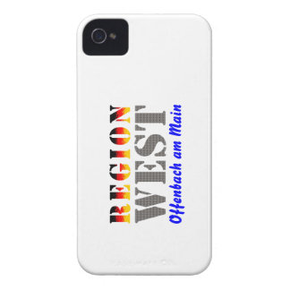 Region west - Offenbach at the Main iPhone 4 Case
