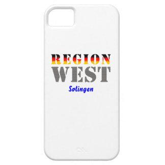 Region west - Solingen iPhone SE/5/5s Case