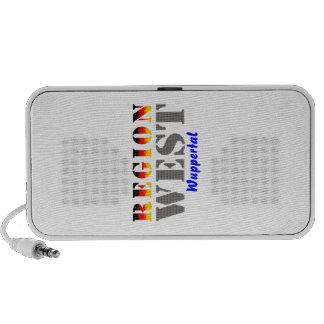 Region west - Wuppertal Travel Speaker