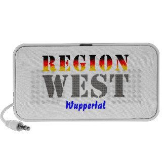 Region west - Wuppertal Travelling Speakers