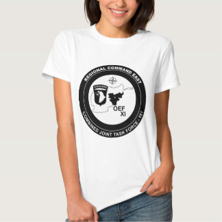Regional Command East Combined Joint Task Force T-Shirt