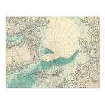 Regiones polares del norte tarjetas postales