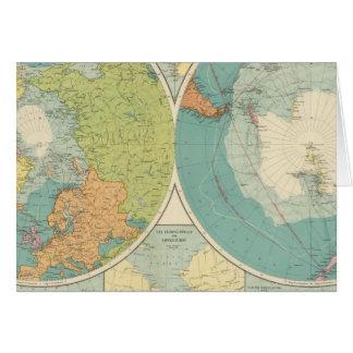 Regiones polares felicitacion