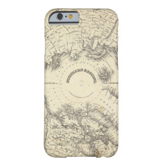 Regiones septentrionales funda para iPhone 6 barely there