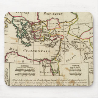 Regions, places in the New Testament Mousepad