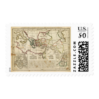 Regions, places in the New Testament Postage