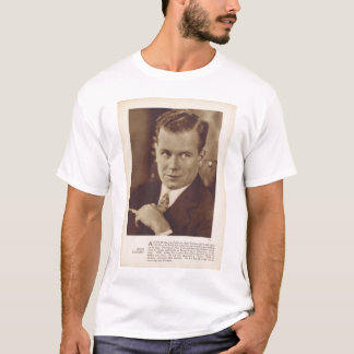 Regis Toomey 1931 vintage portrait T-shirt
