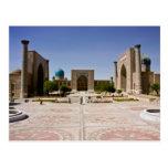 Registan, Samarkand Postcards