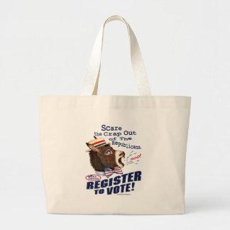 Register To Vote Bag
