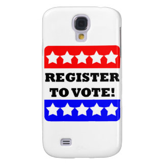 Register to vote galaxy s4 cover