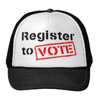 Register to Vote Trucker Hat
