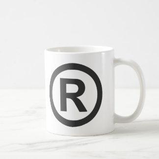 Registered Coffee Mug