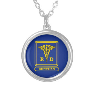 Registered Dietitian Necklace
