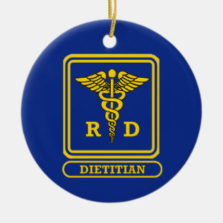 Registered Dietitian Christmas Ornaments