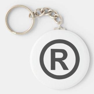Registered Key Chains