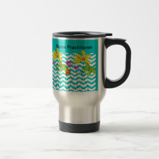 Registered Nurse Chevron Design Mug