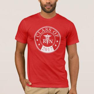 Registered Nurse Class of 2017 T-Shirt