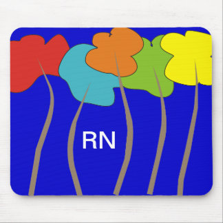 Registered Nurse Electronic Cases Mousepad