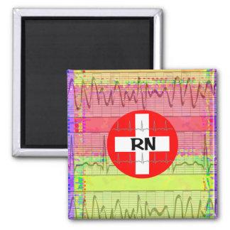 Registered Nurse Gifts Fridge Magnets