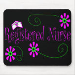 Registered Nurse gifts-- Mouse Mats