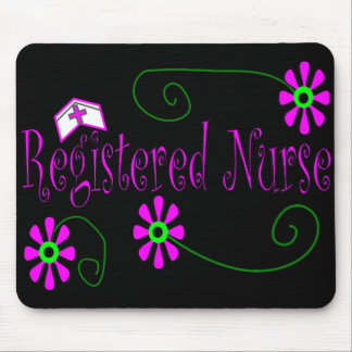 Registered Nurse gifts-- Mouse Pad