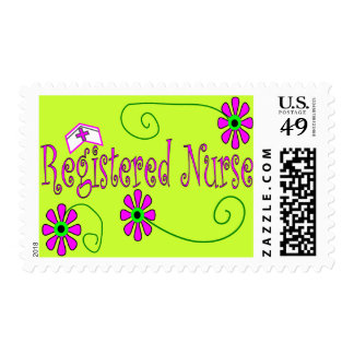 Registered Nurse gifts-- Postage
