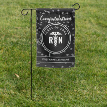 Proud To Be A Registered Nurse Yard Sign//RN//Caregiver//Medical//Gift//Proud Nurse