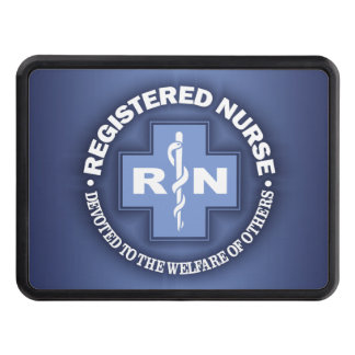 Registered Nurse Hitch Covers