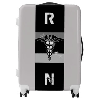 Registered Nurse luggage