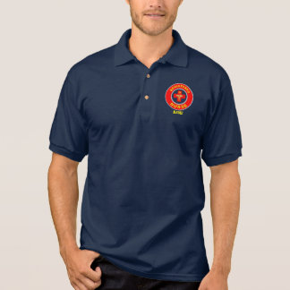 REGISTERED NURSE Men's Gildan Jersey Polo Shirt