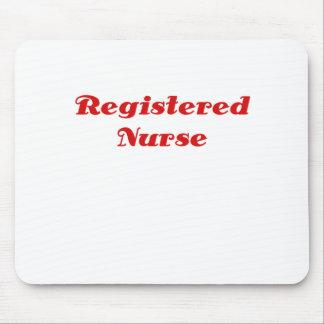 Registered Nurse Mouse Pad