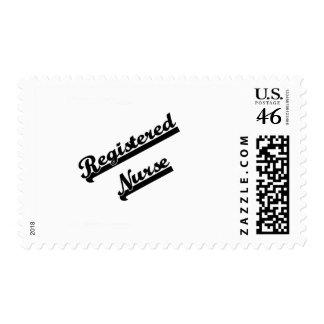 Registered Nurse Stamp