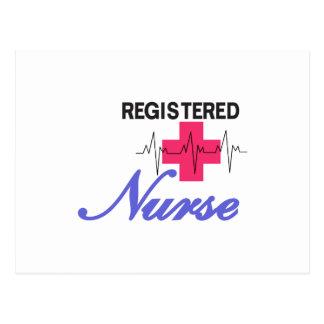 Registered Nurse Postcard