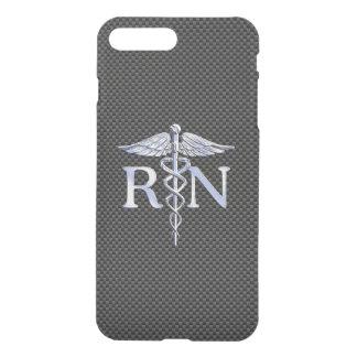Registered Nurse RN Caduceus Snakes iPhone 7 Plus Case