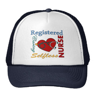 Registered Nurse - RN Hats