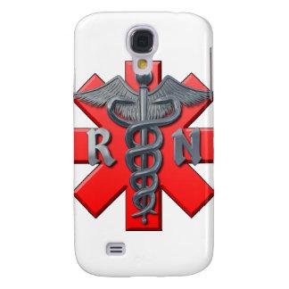 Registered Nurse Symbol Galaxy S4 Cover