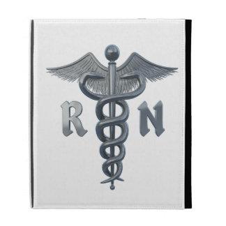 Registered Nurse Symbol iPad Folio Cover