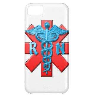 Registered Nurse Symbol Case For iPhone 5C