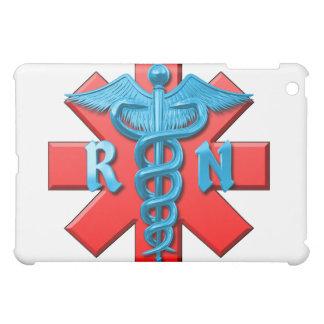 Registered Nurse Symbol iPad Mini Covers