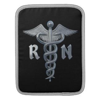 Registered Nurse Symbol iPad Sleeves