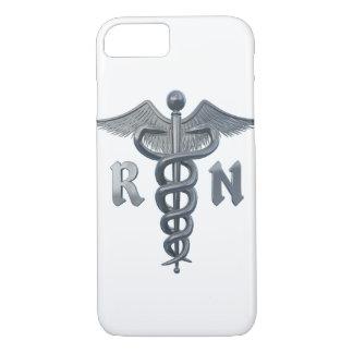 Registered Nurse Symbol iPhone 7 Case