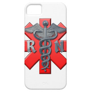 Registered Nurse Symbol iPhone SE/5/5s Case