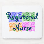 Registered Nurse T-Shirts & Gifts--Unique items Mouse Mats