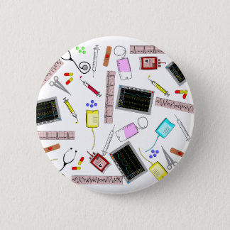 Registered Nurse Tools Button