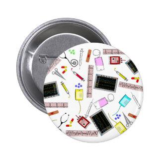 Registered Nurse Tools Button