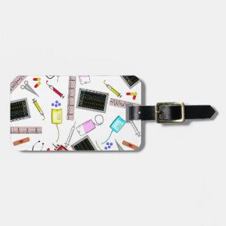 Registered Nurse Tools Luggage Tag