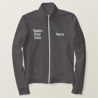 Registered Practical Nurse Embroidered Jacket