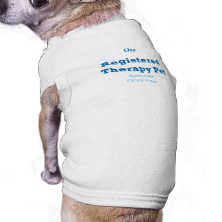Registered Therapy Pet Tee