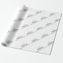 Registrar Wrapping Paper