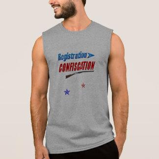 Registration-CONFICATION Sleeveless Shirt